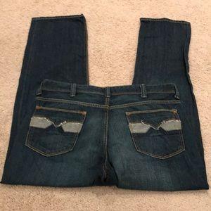 DKNY Donna  Karan Broadway Jeans 36x32 C7
